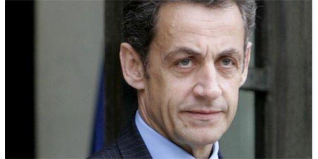 Sarkozy erhielt schon wieder Drohbrief