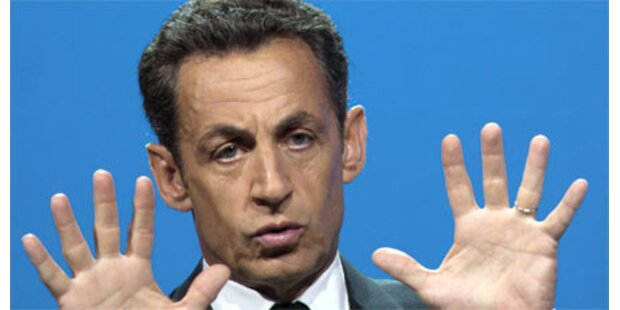 Sarkozys Airbus bekam neue Tempomesser
