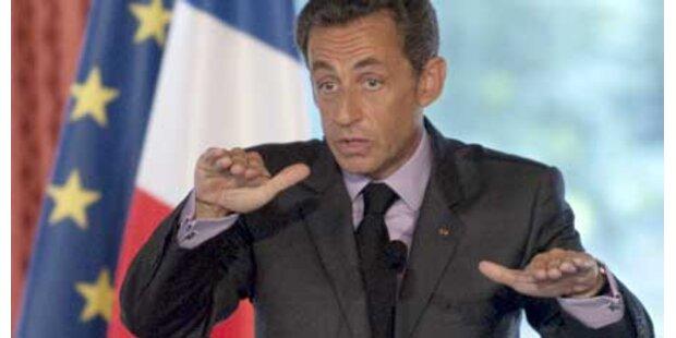 Sarkozy will nur kleinwüchsiges Publikum