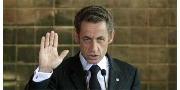 Franzose gesteht Drohbriefe an Sarkozy
