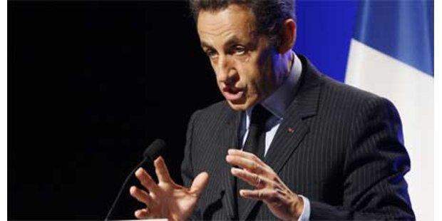 Sarkozy gerät unter Druck