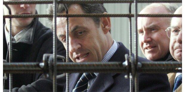 Neue Vorwürfe gegen Sarkozy