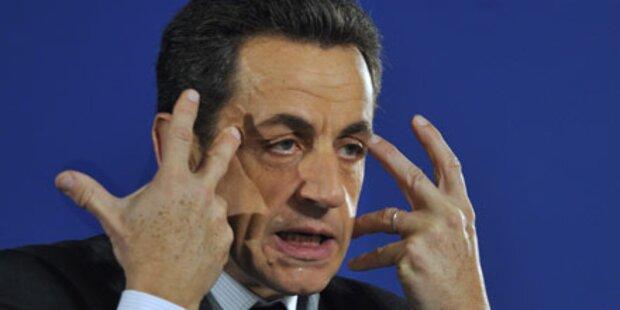 Sarkozys Bündnis fischt am rechten Rand