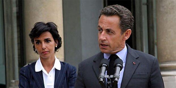 Sarkozys Liebesleben wird Staatsaffäre