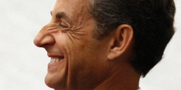 Sarkozy war kurz vor Wahl bei Bettencourt
