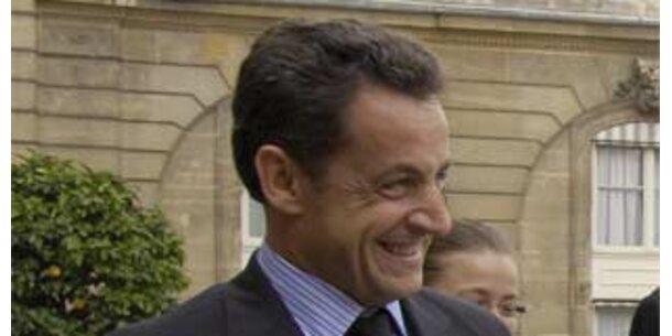"""Sarkozy von EADS-Insiderhandel """"nichts gewusst"""""""
