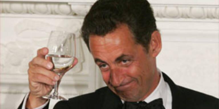 Sarkozy bezeichnet Rice als Einwanderin