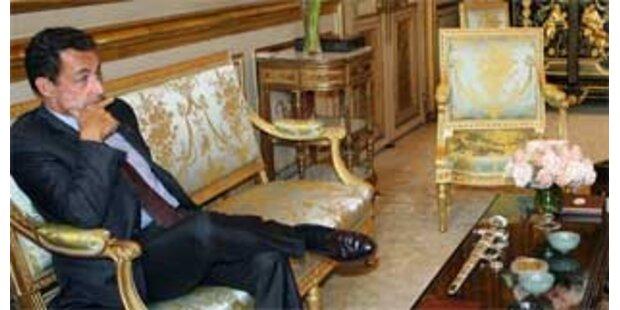 Sarkozy engagiert sich für Frieden in Afrika