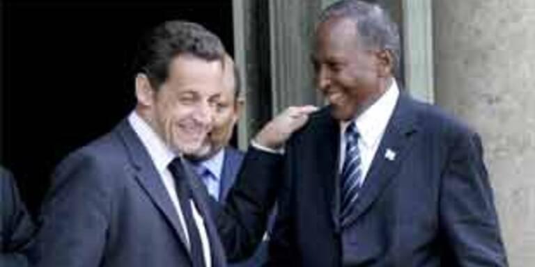 Frankreich erhöht Nahrungshilfe für Somalia