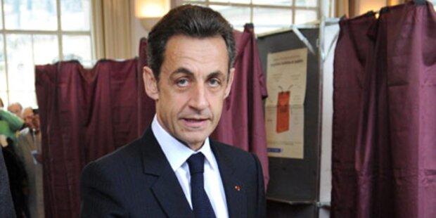 Regionalwahlen: Linke entzaubert Sarkozy