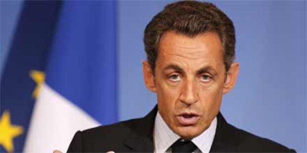 Sarkozy droht Spitzelaffäre