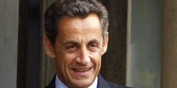 Sarkozy erhält filmisches Denkmal