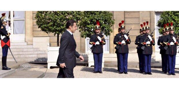 Frankreich will Armee verkleinern