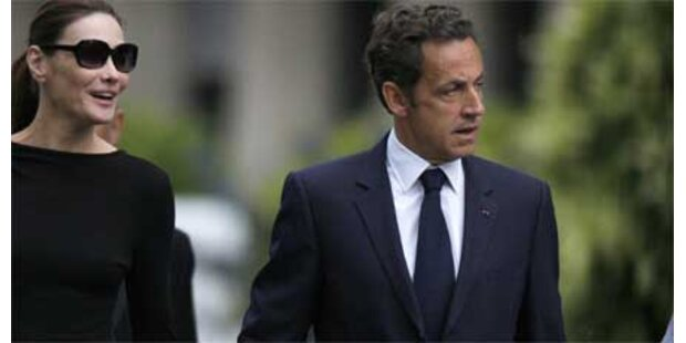 Sarkozy legt Ruhetag ein