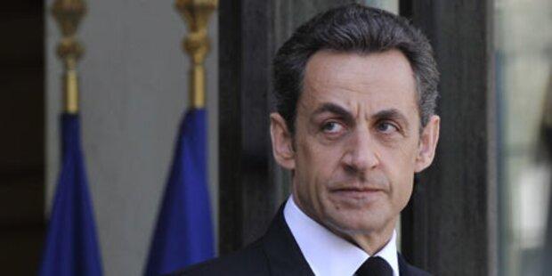 Sarkozy will ETA-Stützpunkte