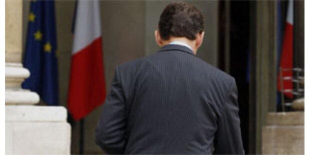 Sarkozy schwänzt Termin aus Angst vor Buhrufen