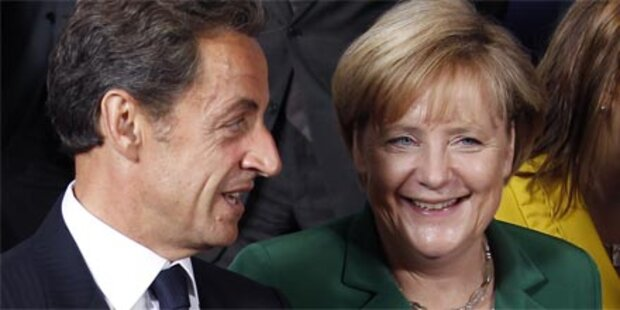 Merkel dementiert Räumung von Roma-Lagern