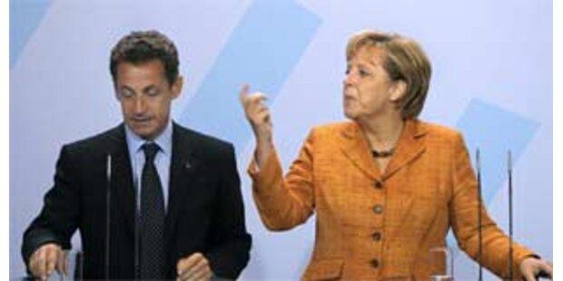 Merkel und Sarkozy wollen Polen umstimmen