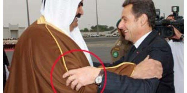 Warum trägt Sarkozy keinen Ehering?