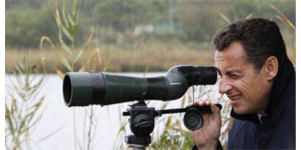 Sarkozy erhält Gehaltsverdopplung