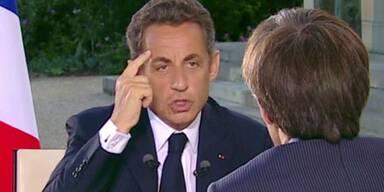 Sarkozy: Vorwürfe sind Zeitverschwendung