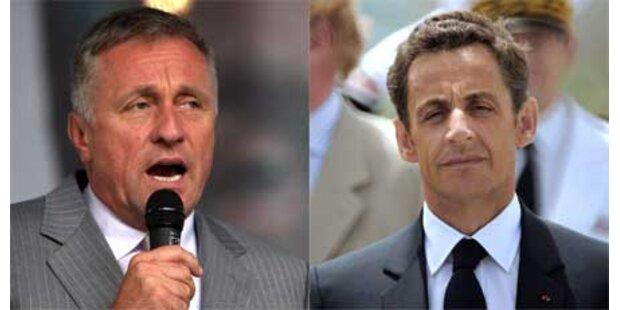 Topolanek ätzt gegen Sarkozy