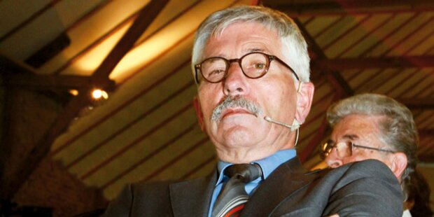 Sarrazin schreibt Buch über die Euro-Krise