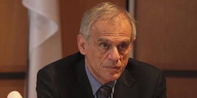 Finanzminister Zyperns tritt zurück