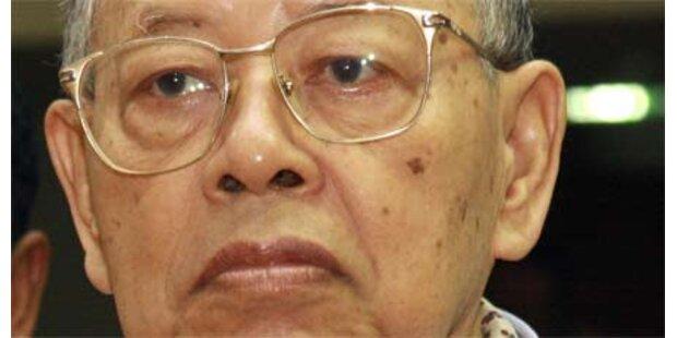 Roter-Khmer-Führer zu krank fürs Gericht