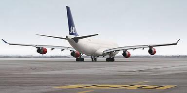 SAS Airbus A 340