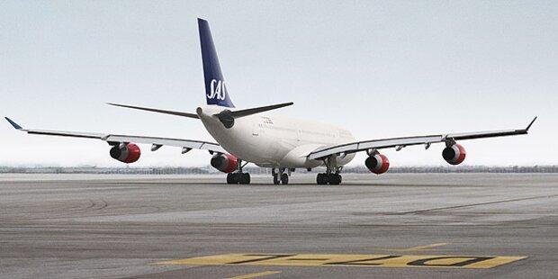 Maus verhindert Transatlantik-Flug