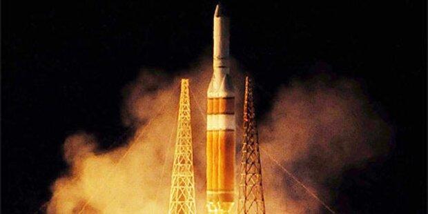 USA schicken größten Satelliten der Welt los