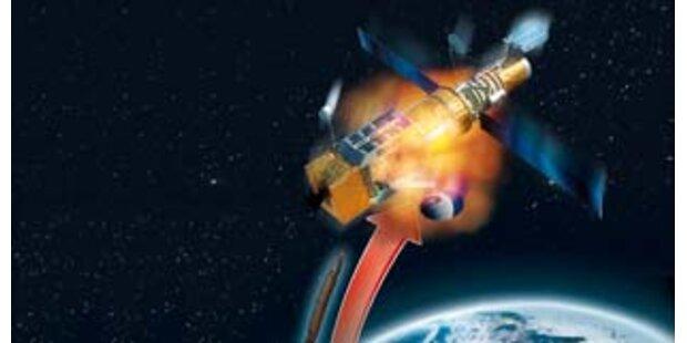 USA wollen defekten Satelliten abschießen