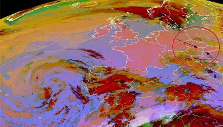 satelittenbild