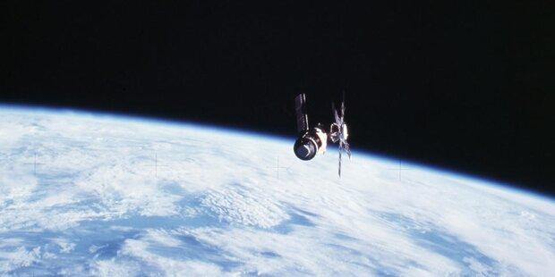 Mega-Panne bei Galileo-Satelliten