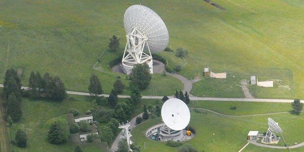 A1 startet schnelles Internet per Satellit