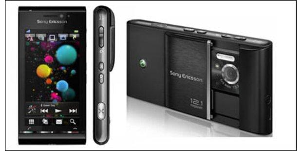 Große Probleme beim Sony Ericsson Satio