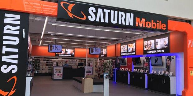 Saturn eröffnet