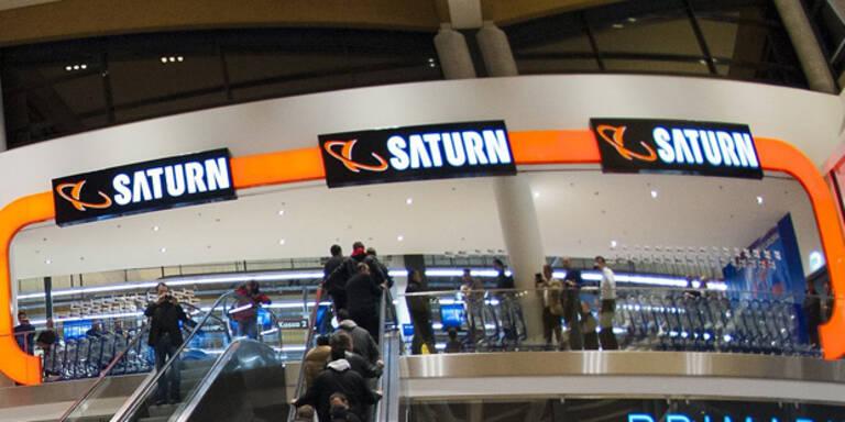 Mehrwertsteuer-Aktion bei Saturn