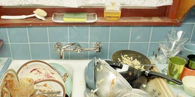 Wie sauber ist Ihre Wohnung?