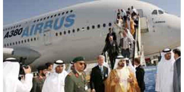 Saudischer Prinz kauft A380 als Privatflugzeug
