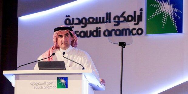 Aramco: Größter Börsengang aller Zeiten