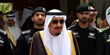 Saudi-Arabien König Salman