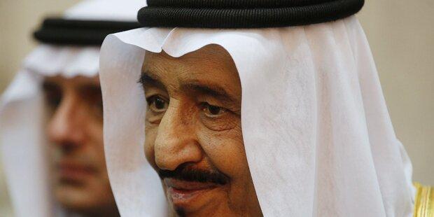 Saudis: Neuer Rekord an Hinrichtungen