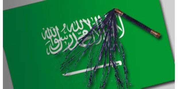 Peitschen-Strafe für Saudi-Lehrer, der Studentin traf