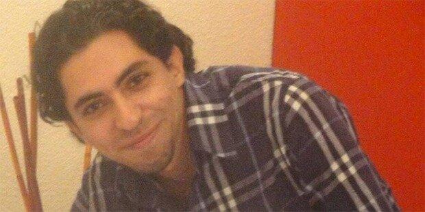 Saudi-Blogger: Prügelstrafe ausgesetzt