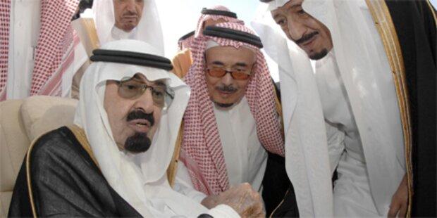 Sex und Drogen im saudischen Königshaus