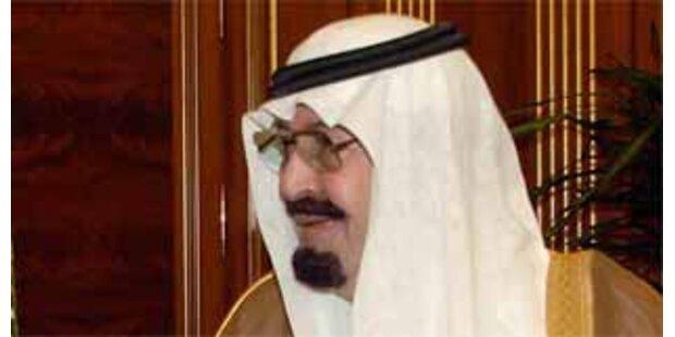 Saudischer König kritisiert London