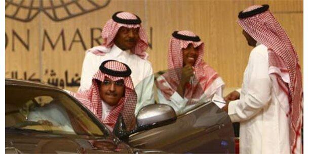Saudische Milliardäre im Familienkrach