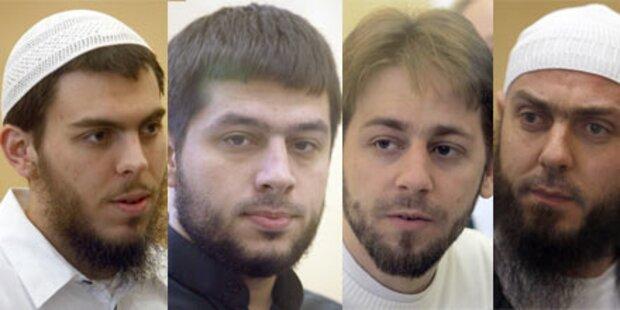 Bis zu 12 Jahre Haft für Sauerland-Bomber